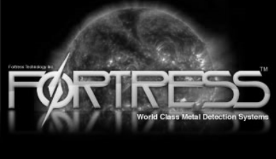 Fortress Technology metal detectors